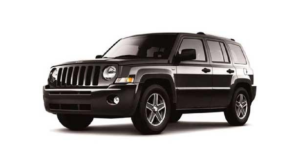Покраска автомобиля Jeep Liberty (Patriot)