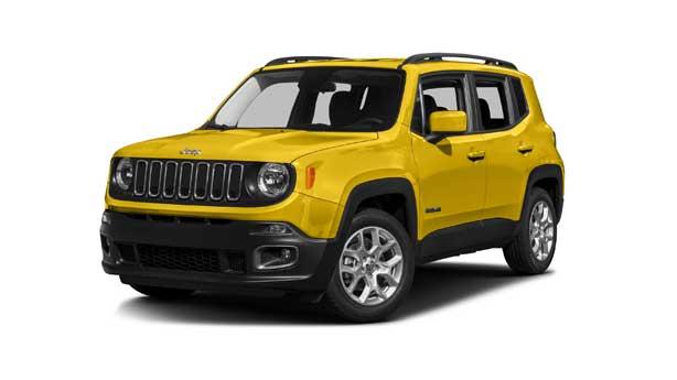 Кузовной ремонт Jeep Renegade