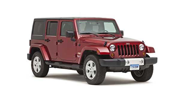 Покраска автомобиля Jeep Wrangler