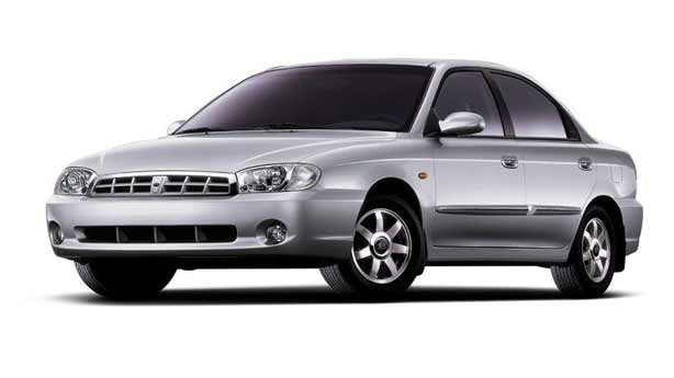 Кузовной ремонт Kia Sephia