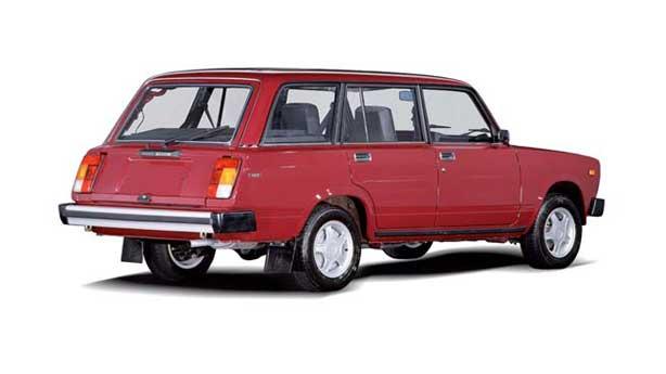 Покраска автомобиля LADA 2104