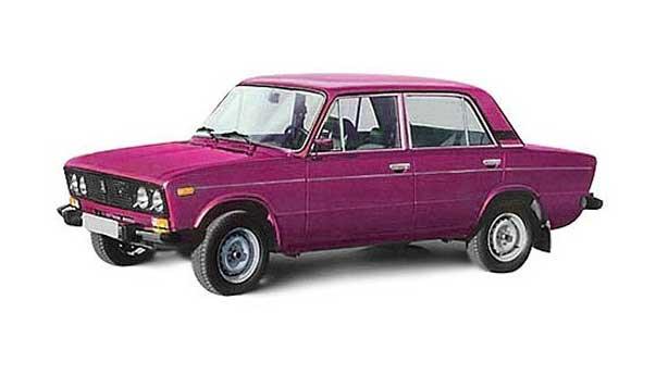 Покраска автомобиля LADA 2106
