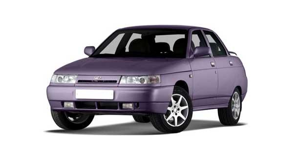 Покраска автомобиля LADA 2110