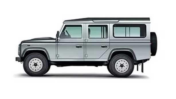 Покраска автомобиля Land Rover Defender