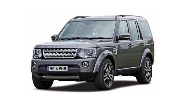 Удаление вмятин, сколов, царапин Land Rover Discovery