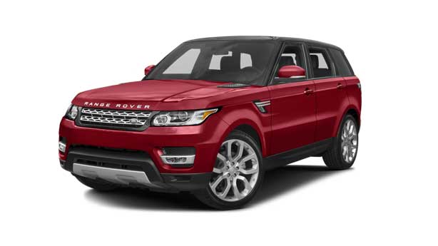 Покраска автомобиля Range Rover Sport