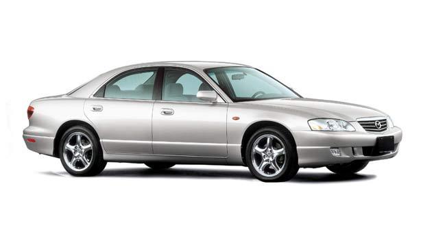Покраска автомобиля Mazda Millenia