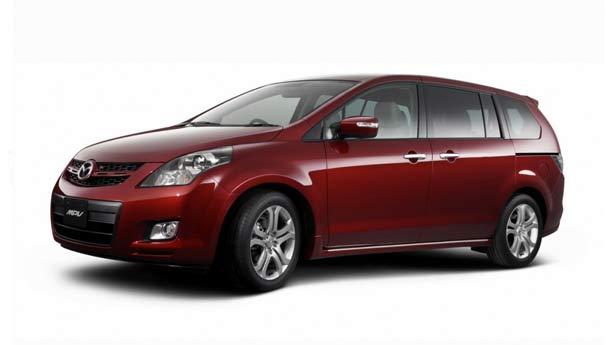 Кузовной ремонт Mazda MPV