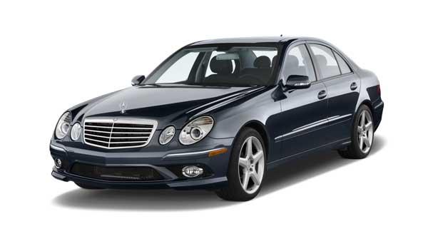 Удаление вмятин, сколов, царапин Mercedes E-klasse