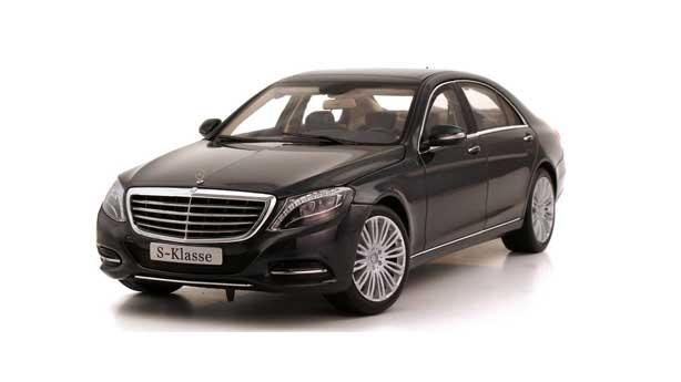 Удаление вмятин, сколов, царапин Mercedes S-klasse