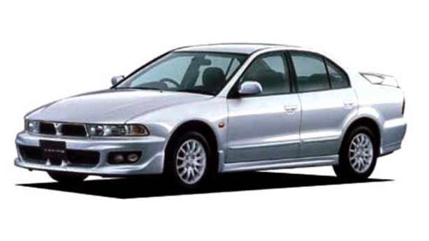 Кузовной ремонт Mitsubishi Aspire