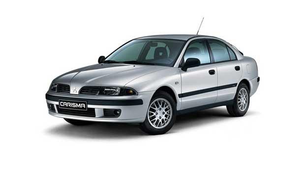 Кузовной ремонт Mitsubishi Carisma