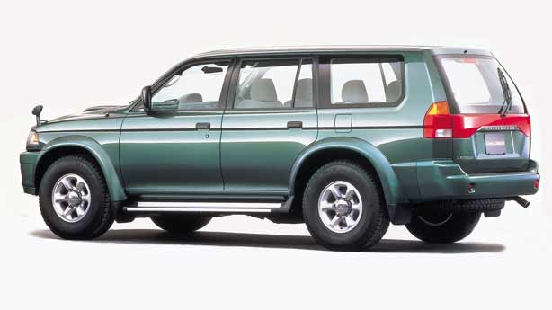 Удаление вмятин, сколов, царапин Mitsubishi Challenger