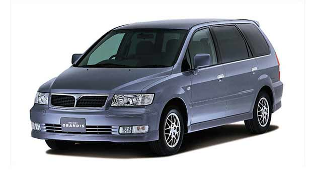 Кузовной ремонт Mitsubishi Chariot