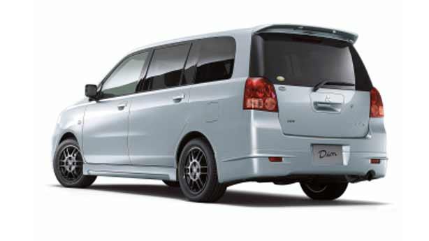 Кузовной ремонт Mitsubishi Dion