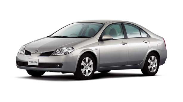 Удаление вмятин, сколов, царапин Nissan Primera