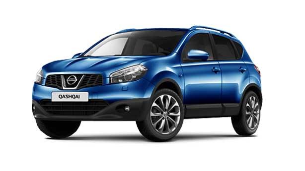 Кузовной ремонт Nissan Qashqai
