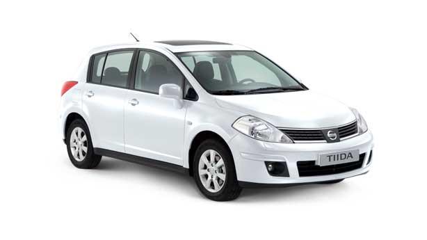 Кузовной ремонт Nissan Tiida