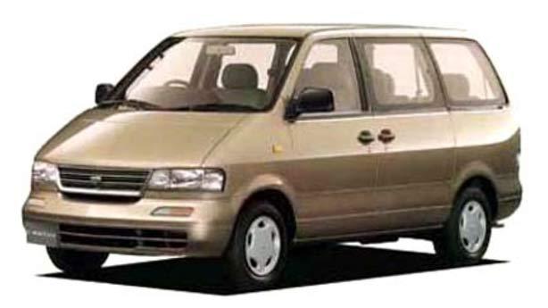 Кузовной ремонт Nissan Largo