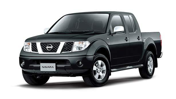 Удаление вмятин, сколов, царапин Nissan Navara