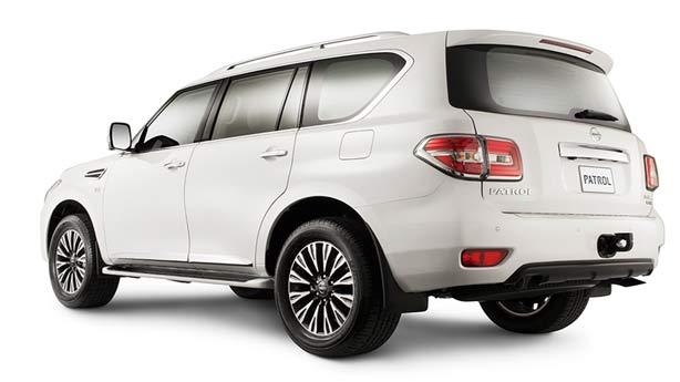Кузовной ремонт Nissan Patrol