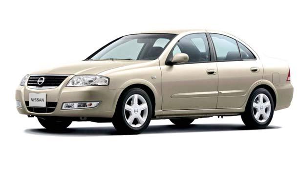 Кузовной ремонт Nissan Sunny
