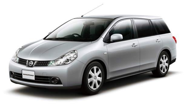 Кузовной ремонт Nissan Wingroad
