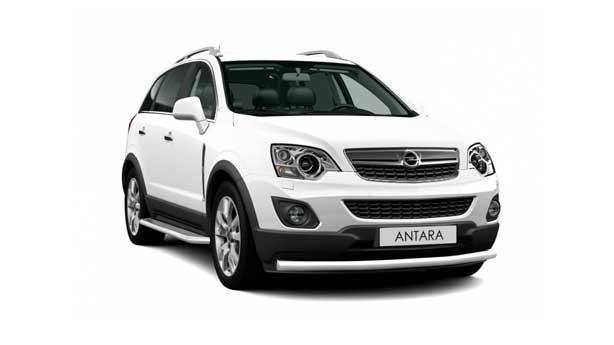 Удаление вмятин, сколов, царапин Opel Antara