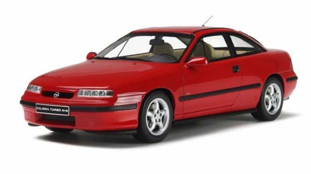 Кузовной ремонт Opel Calibra