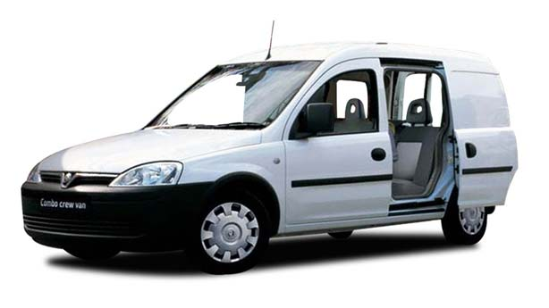 Кузовной ремонт Opel Combo