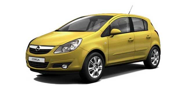 Удаление вмятин, сколов, царапин Opel Corsa
