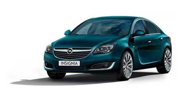Покраска автомобиля Opel Insignia