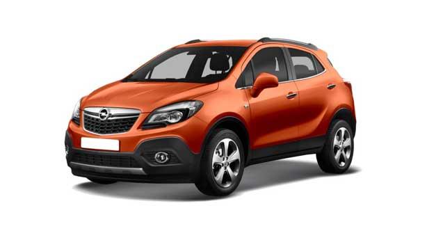 Удаление вмятин, сколов, царапин Opel Mokka