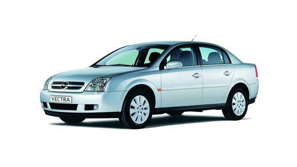 Кузовной ремонт Opel Vectra