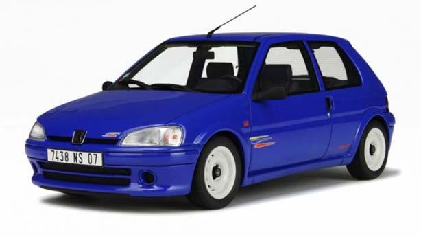 Кузовной ремонт Peugeot 106