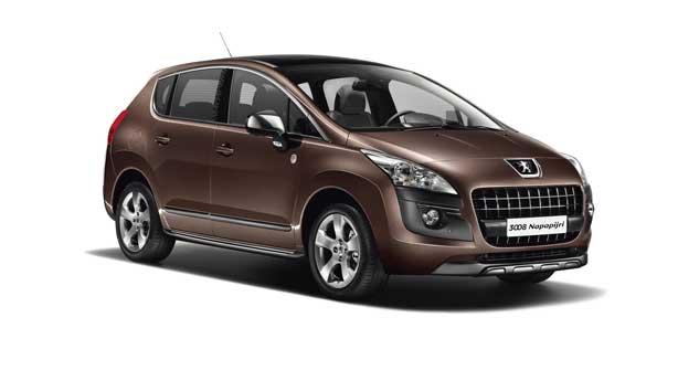 Кузовной ремонт Peugeot 3008