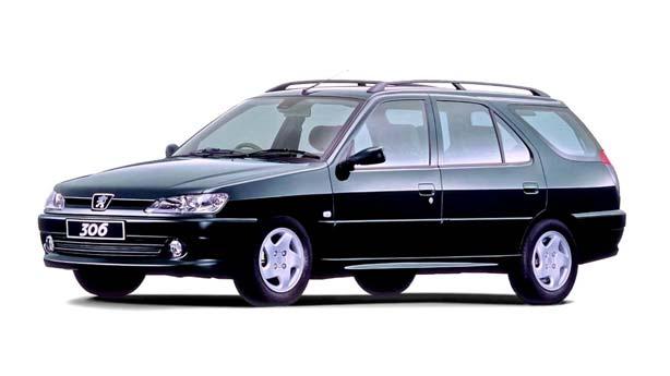 Кузовной ремонт Peugeot 306