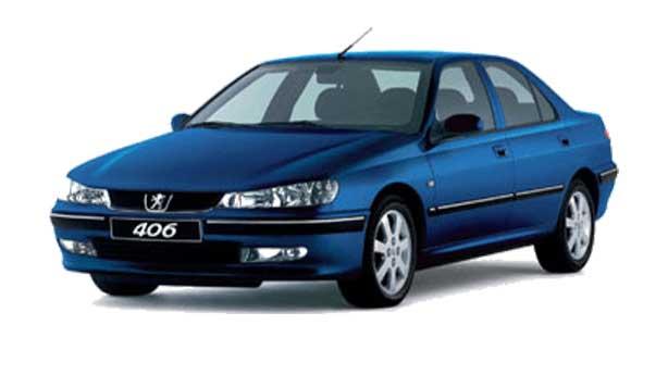 Кузовной ремонт Peugeot 406