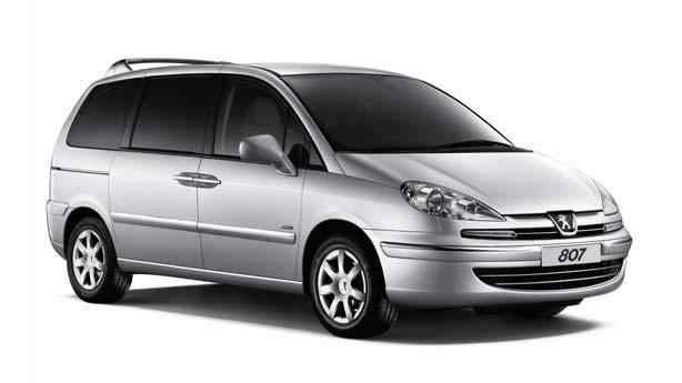 Кузовной ремонт Peugeot 807