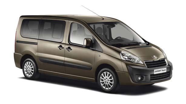 Кузовной ремонт Peugeot Expert