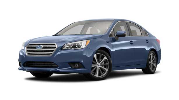 Кузовной ремонт Subaru Legacy