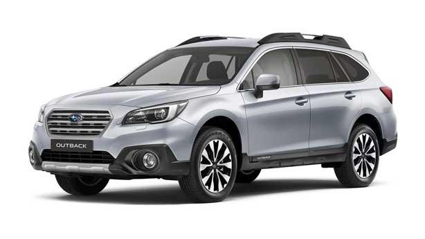 Кузовной ремонт Subaru Outback