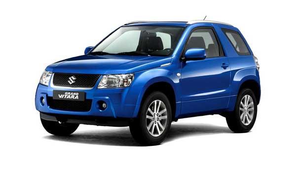 Покраска автомобиля Suzuki Grand-Vitara