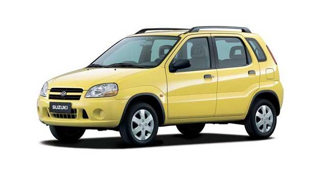 Покраска автомобиля Suzuki Ignis