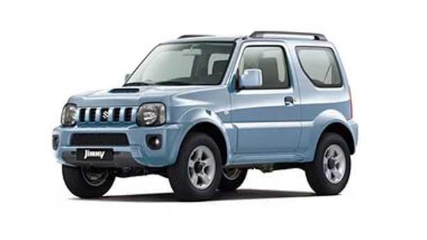 Покраска автомобиля Suzuki Jimny