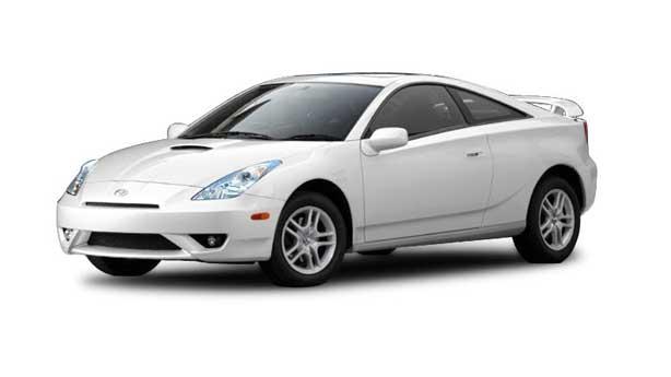 Кузовной ремонт Toyota Celica