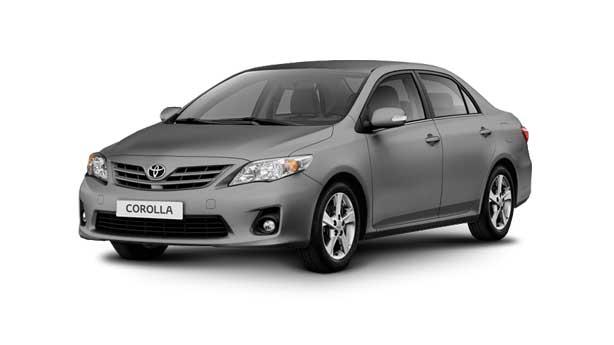 Удаление вмятин, сколов, царапин Toyota Corolla