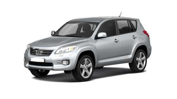 Кузовной ремонт Toyota RAV 4