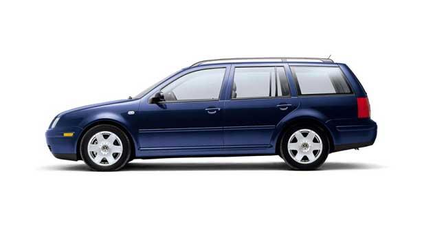 Покраска автомобиля Volkswagen Bora