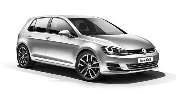 Кузовной ремонт Volkswagen Golf